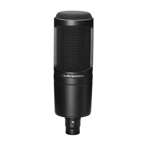 Audio Technica Cardioid Condenser USB Microphone- AT2020