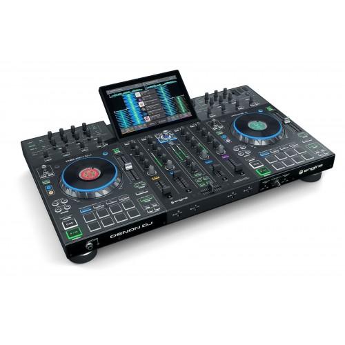 Denon Dj PRIME 4 Deck Standalone DJ Syst...