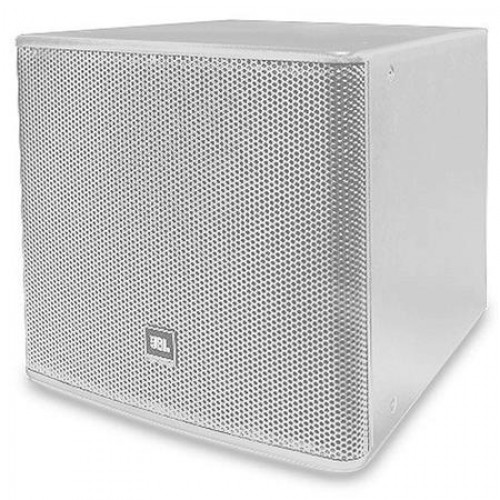 "JBL AC118S-WH 18"" High Power Subwoo..."