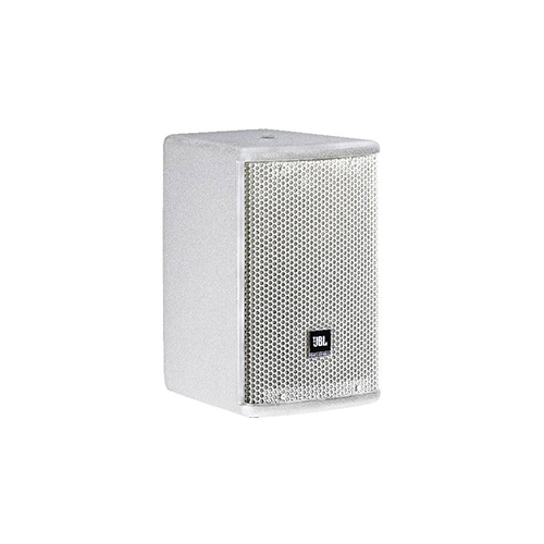 JBL AC15-WH Ultra Compact 2-way Loudspea...
