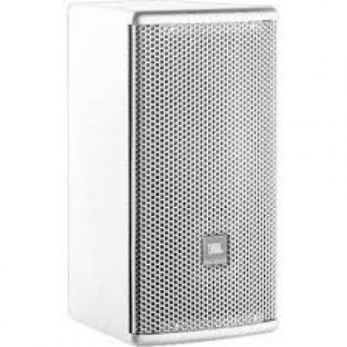 JBL AC16-WH Ultra Compact 2-way Loudspea...