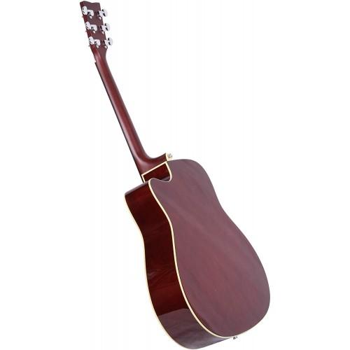 Yamaha FX370C Accustic Electric Guitar