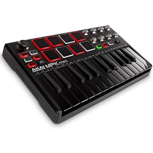 Akai Professional MPKMINI2 BLACK - Limit...