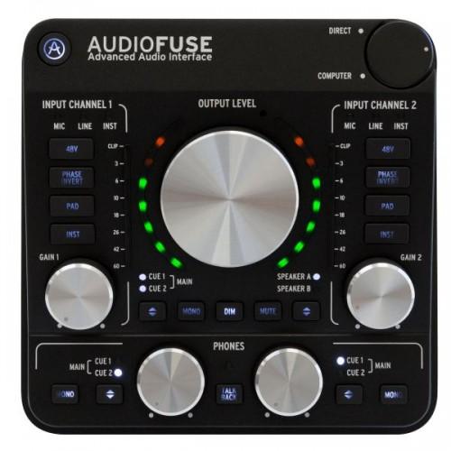 Arturia Audio Fuse Dark Black Audio Inte...
