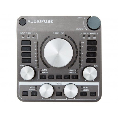 Arturia Audio Fuse Space Grey Audio Inte...