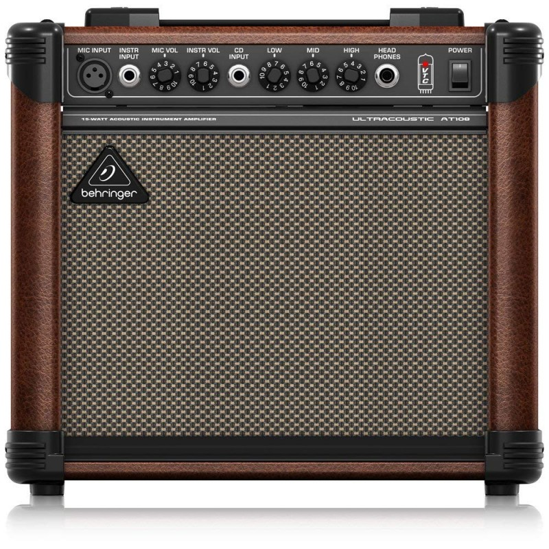 Behringer Ultracoustic AT108 Acoustic Combo Amp