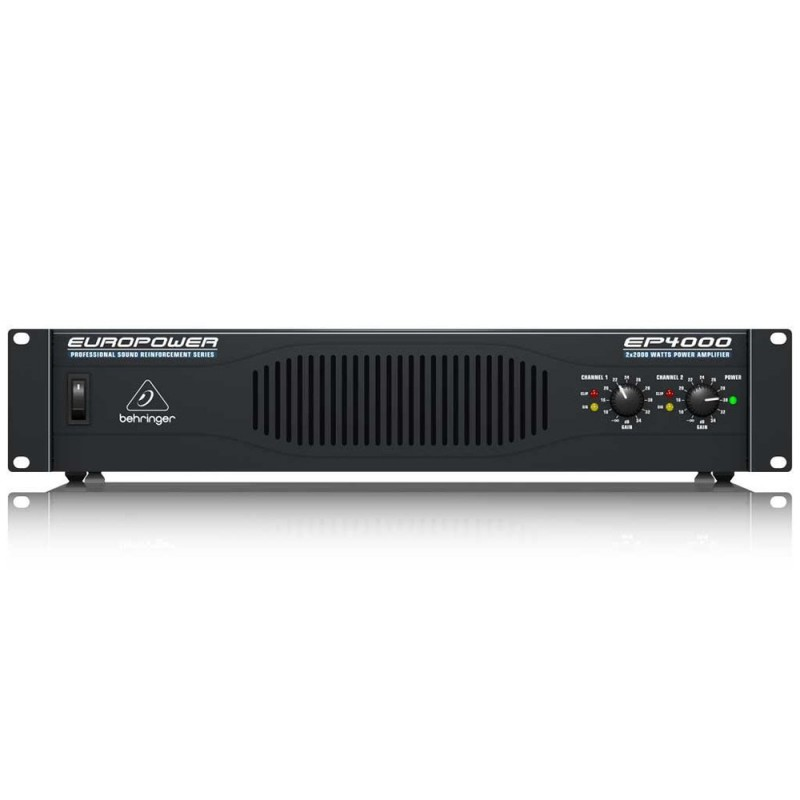 Behringer Europower EP4000 Power Amplifier