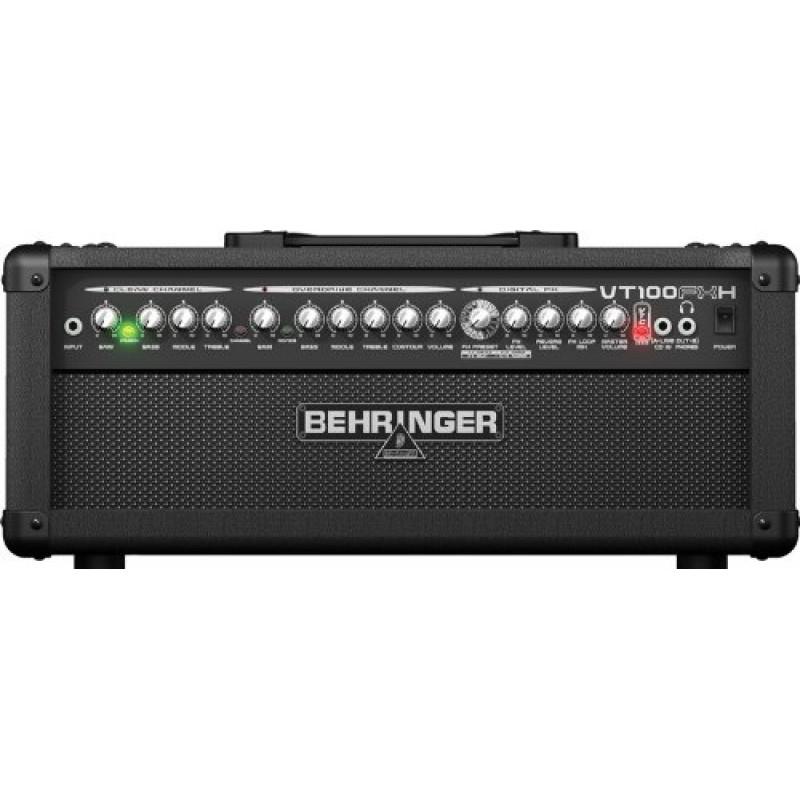 Behringer Virtube VT100FXH 100W Guitar Amplifier Head