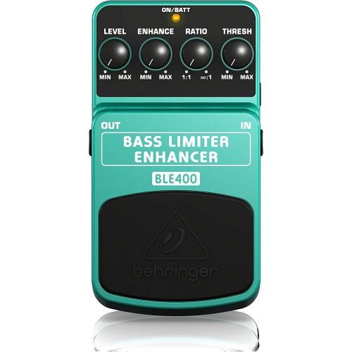Behringer Bass Limiter Enhancer BLE400 B...