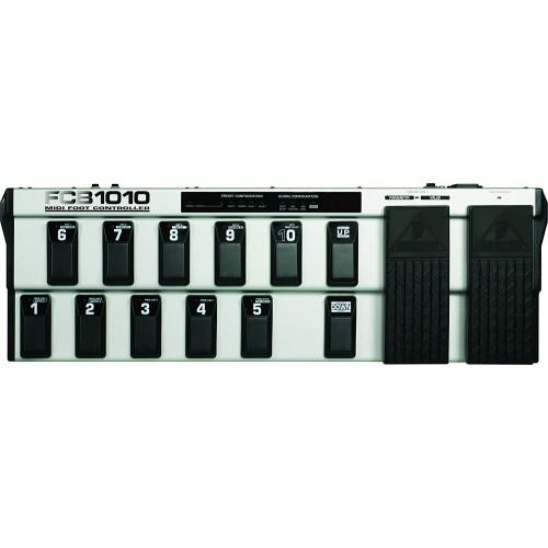 Behringer FCB1010 MIDI Footcontroller