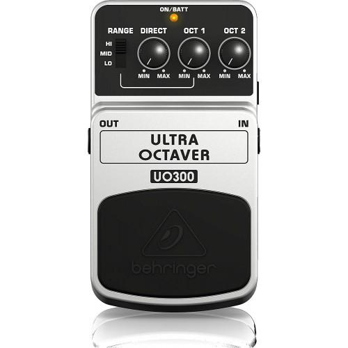 Behringer Ultra Octaver UO300 3-Mode Oct...