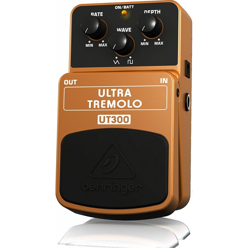 Behringer Ultra Tremolo UT300 Classic Tremolo Effects Pedal