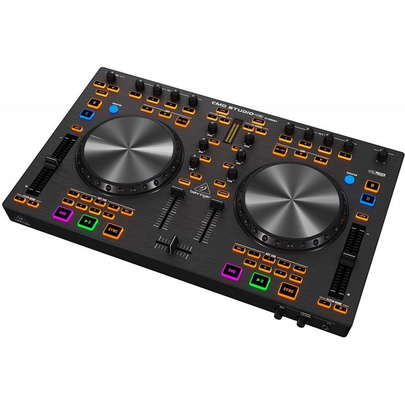 Behringer CMD Studio 4a 4-Deck DJ Controller