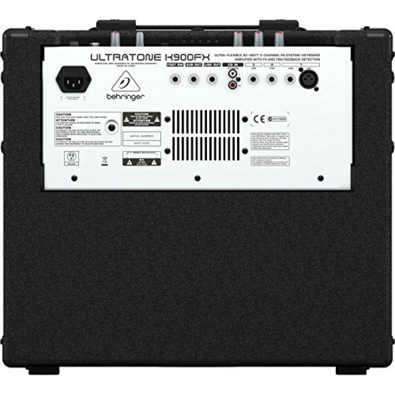 "Behringer Ultratone K900FX - 90W 12"" Keyboard Amp"