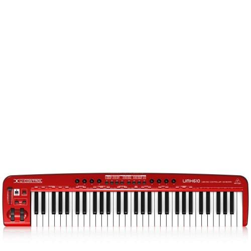 Behringer U-Control UMX610 Keyboard Cont...