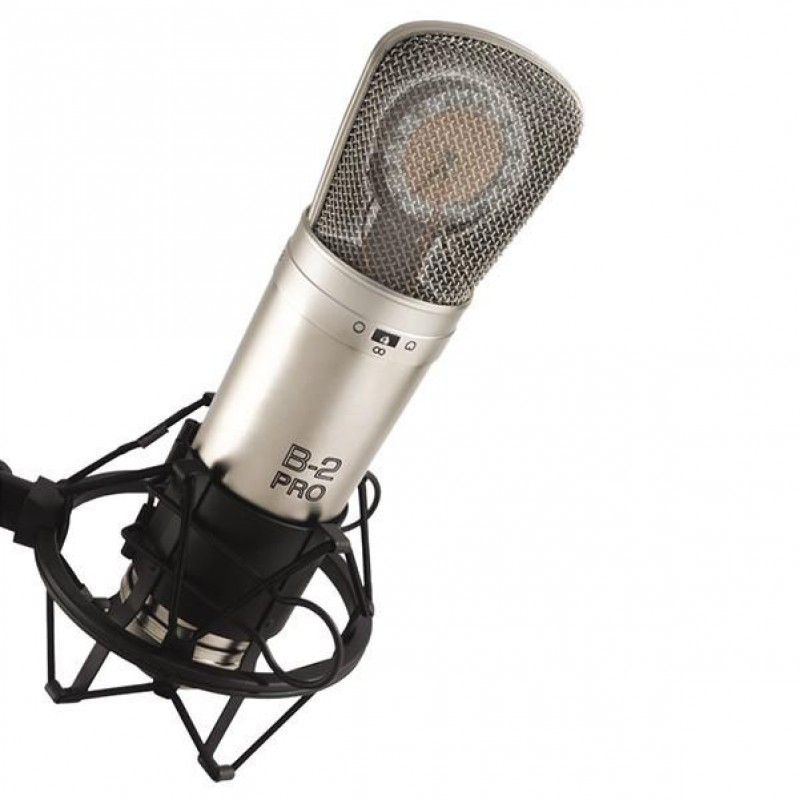Behringer B2 Pro Dual Diaphragm Condenser Microphone