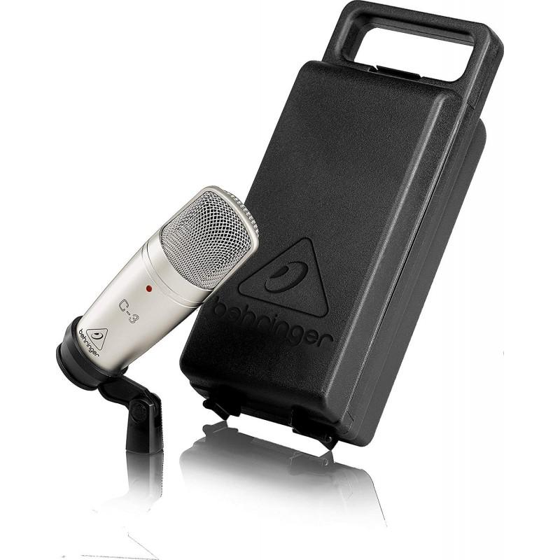 Behringer C-3 Dual-Diaphragm Condenser Microphone