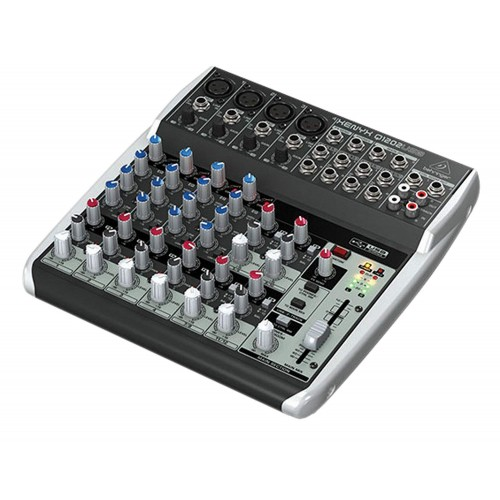 Behringer Xenyx Q1202USB Mixer with USB
