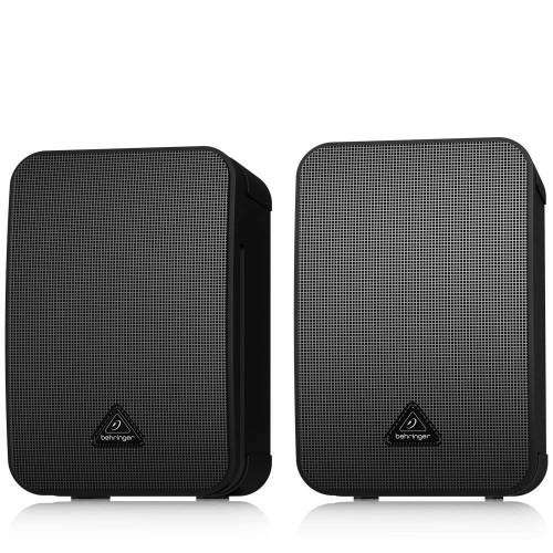 Behringer 1C-BK Passive Studio Monitor Speakers - Pair