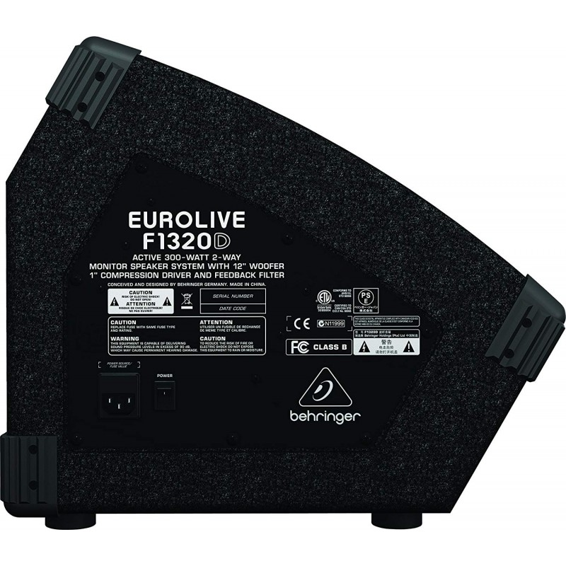 BEHRINGER EUROLIVE F1320D