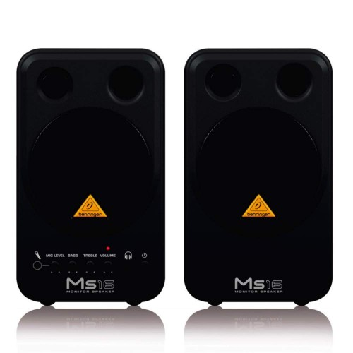 Behringer MS16 Active Personal Monitor S...