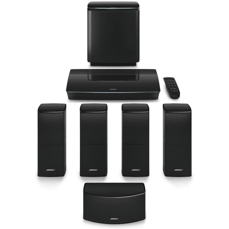 Bose Lifestyle 600 System Home Entertainment Black