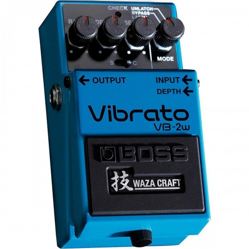 Boss VB-2W Waza Craft Vibrato Pedal