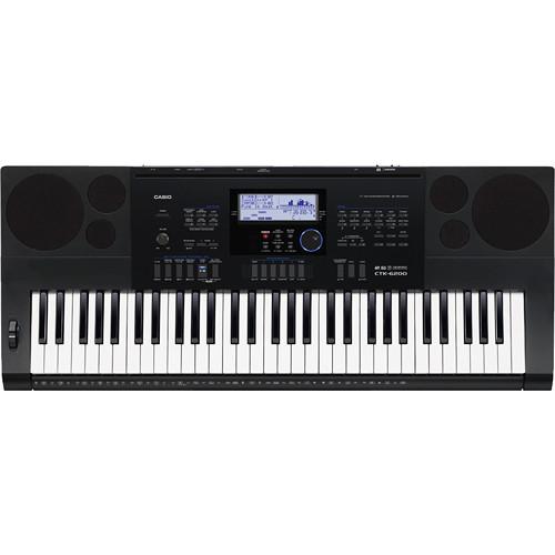 Casio CTK-6200K2 Casio Portable Keyboard
