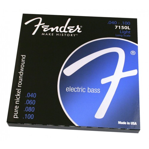 FENDER 737150403 Pure Nickel Roundwound ...