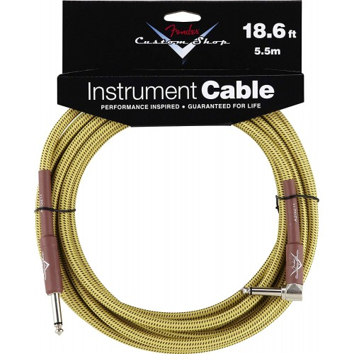 Fender C Shop 18.6 Angl Inst Cable Twd