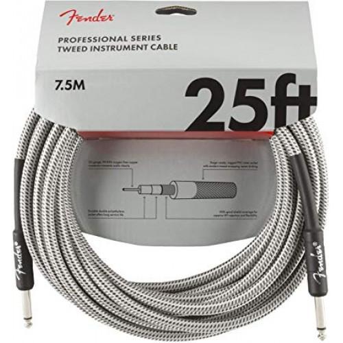 Fender C Shop 25 Inst Cable Twd