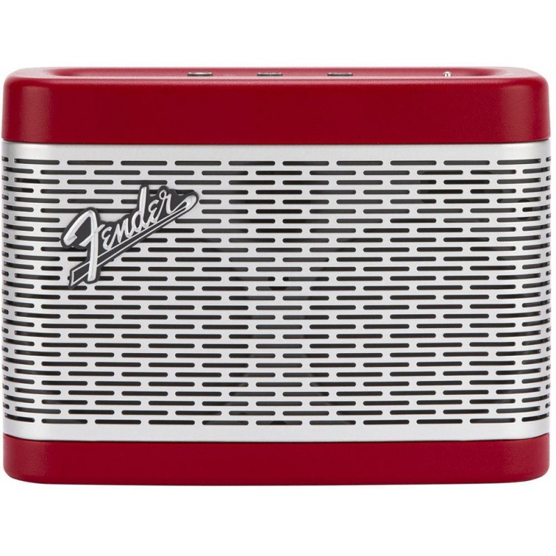 Fender - Newport Bluetooth Speaker Red, Eu Uk Id