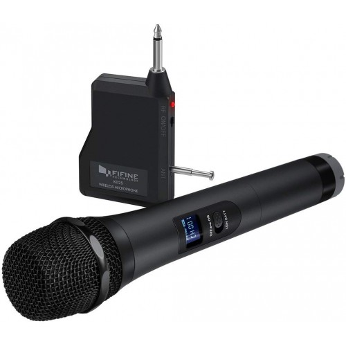FIFINE K025 Wireless Microphone with han...