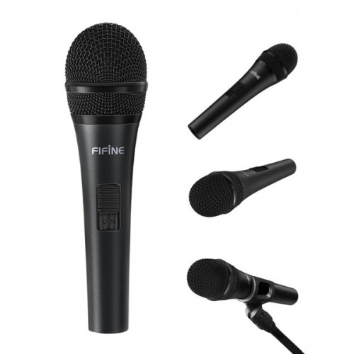 FIFINE K8 Dynamic Vocal Microphone