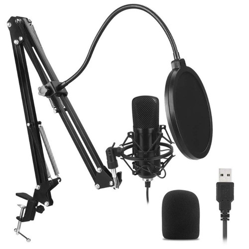 FIFINE T669 USB Microphone with Shock Mo...