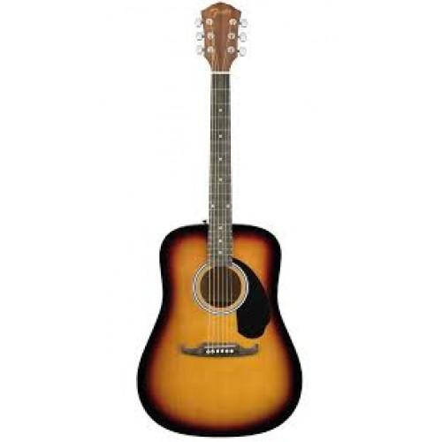 Fender  FA125 SB 0971210132 acoustic Gui...