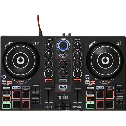 Hercules DJ Control Inpulse 200 | Portab...