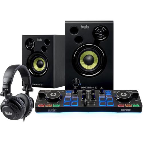 Hercules DJ Starter Kit | Starlight USB ...