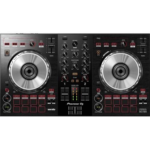 Pioneer DJ DDJ-SB3 Serato DJ Lite Controller
