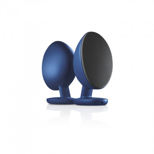 KEF Bluetooth Speaker - EGG UK Blue
