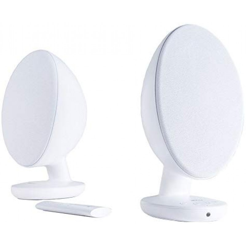 KEF Bluetooth Speaker - EGG UK White