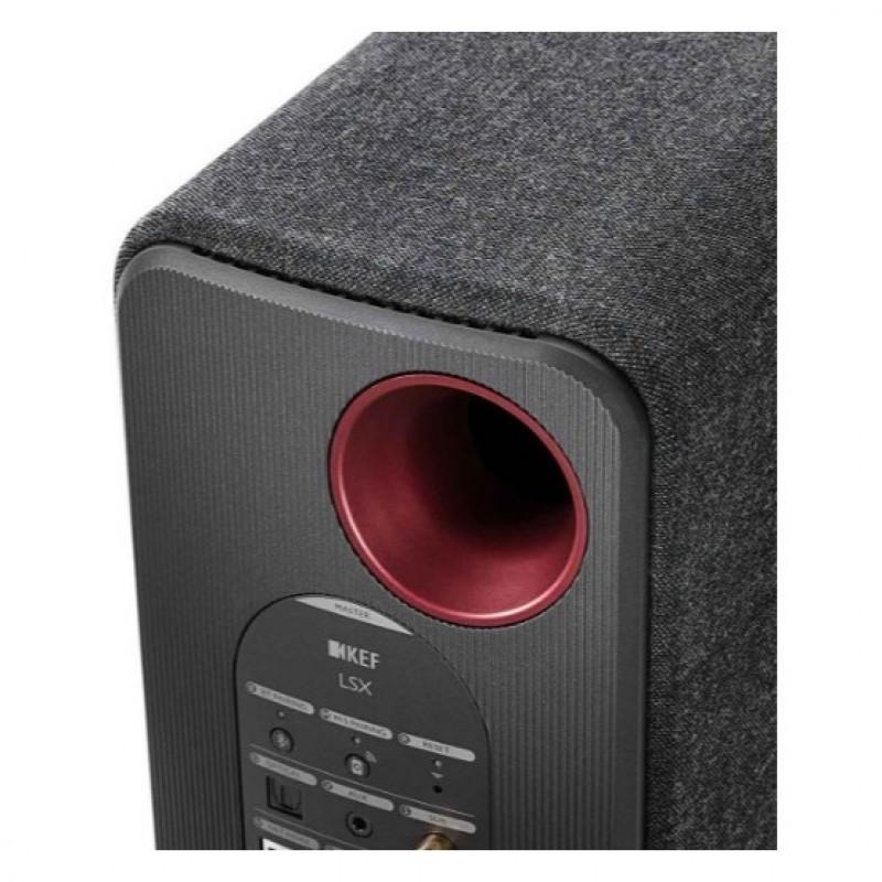 KEF LSX Wireless Speaker System - Black