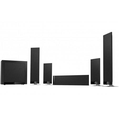 KEF T205 BLACK (5.1 Speaker System)