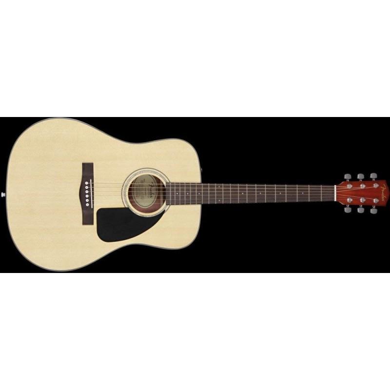 Fender 0961545021 - CD60 NAT DS V2
