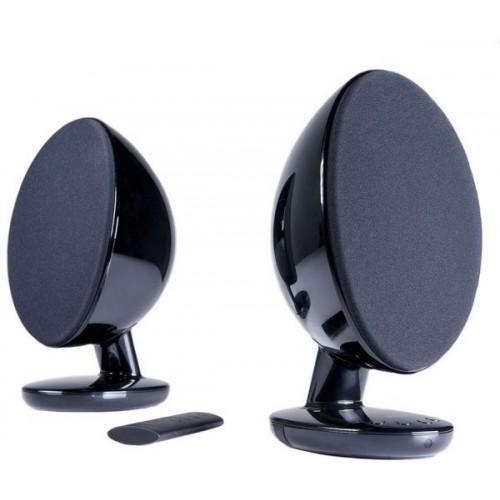 KEF EGG Wireless Digital Music System- Black