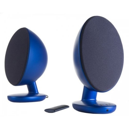 KEF EGG Wireless Digital Music System- Blue