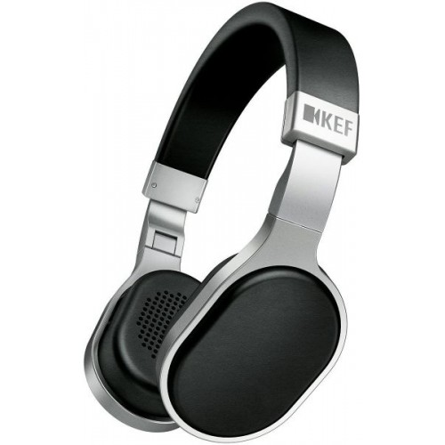 KEF HiFi Headphones, Grey - M500