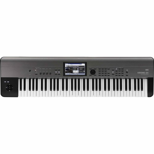 KORG Krome EX73 workstation