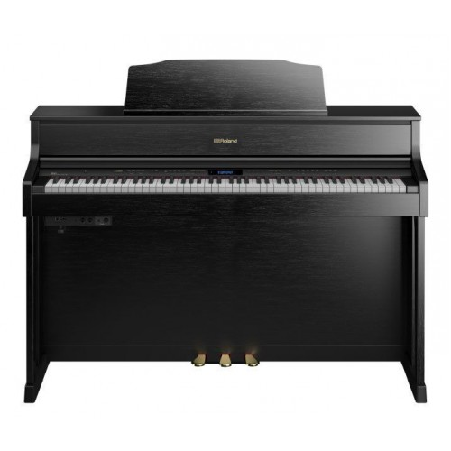 Roland HP605 CB + KSC-80-CB Digital Pian...