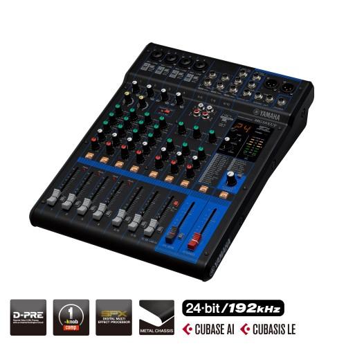 Yamaha MG10 XUF Digital Mixing console
